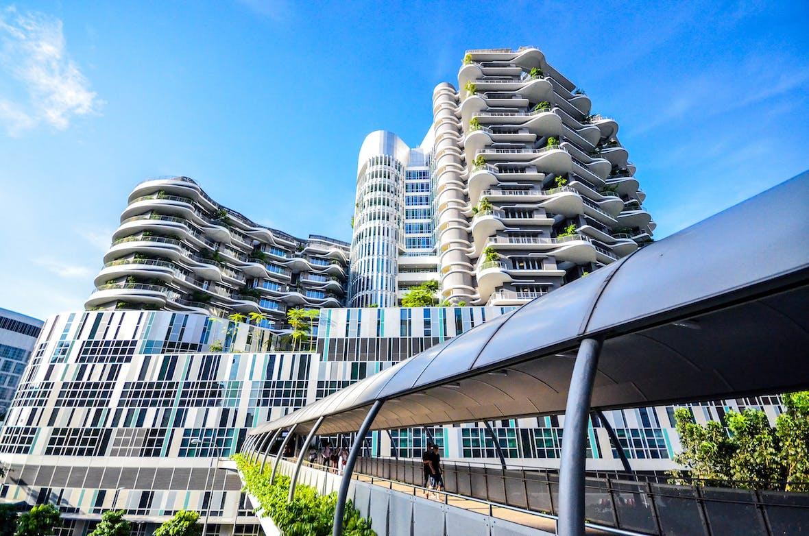 Ansehnliche Erträge mit Immobilienfonds