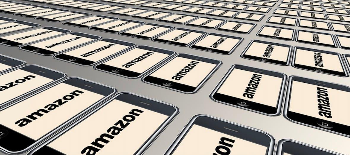 Amazon steigert Anteil am Online-Geschäft durch Market-Place