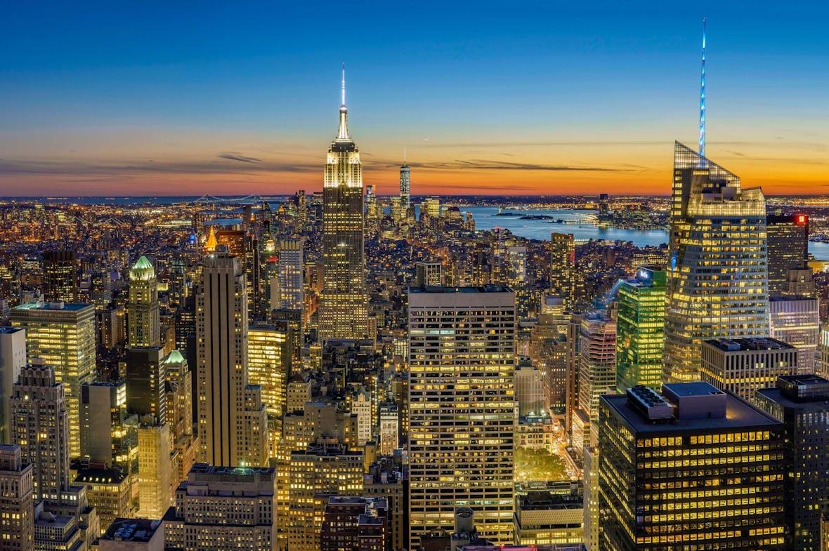 New Yorker Immobilienpreise brechen ein