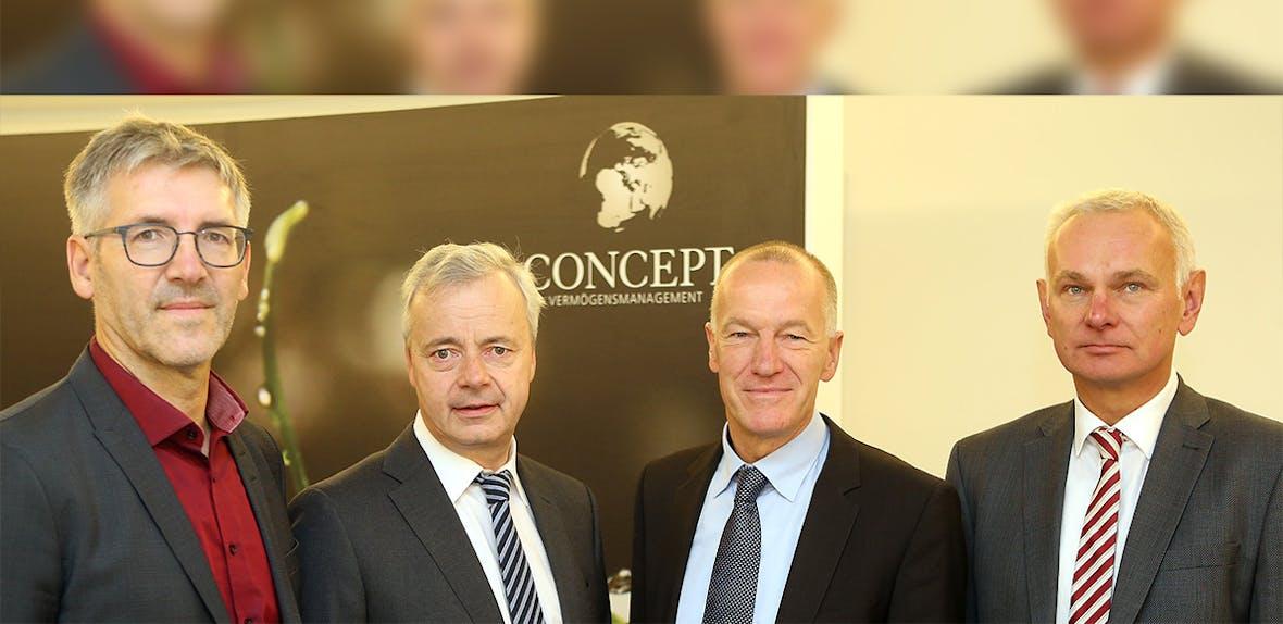Unternehmensvorstellung: CONCEPT Vermögensmanagement GmbH & Co. KG