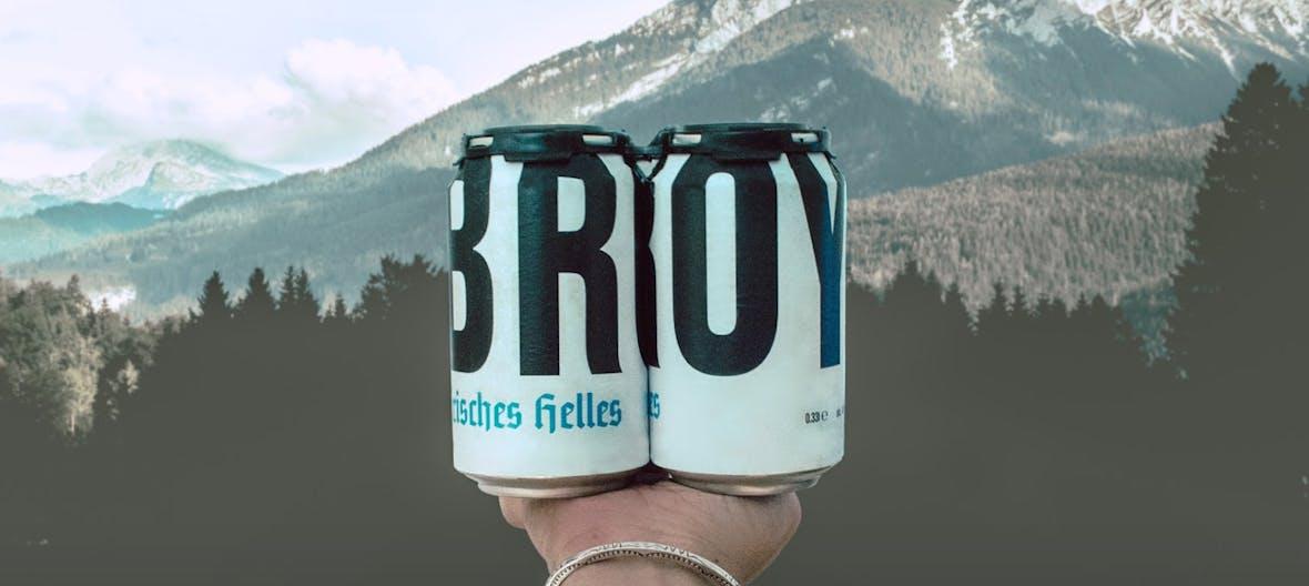 Crowdfunding für Bier Start-up BROY