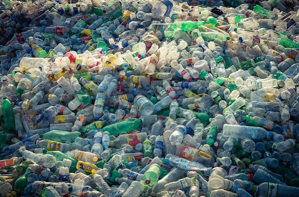 Ein Kontinent aus Plastik