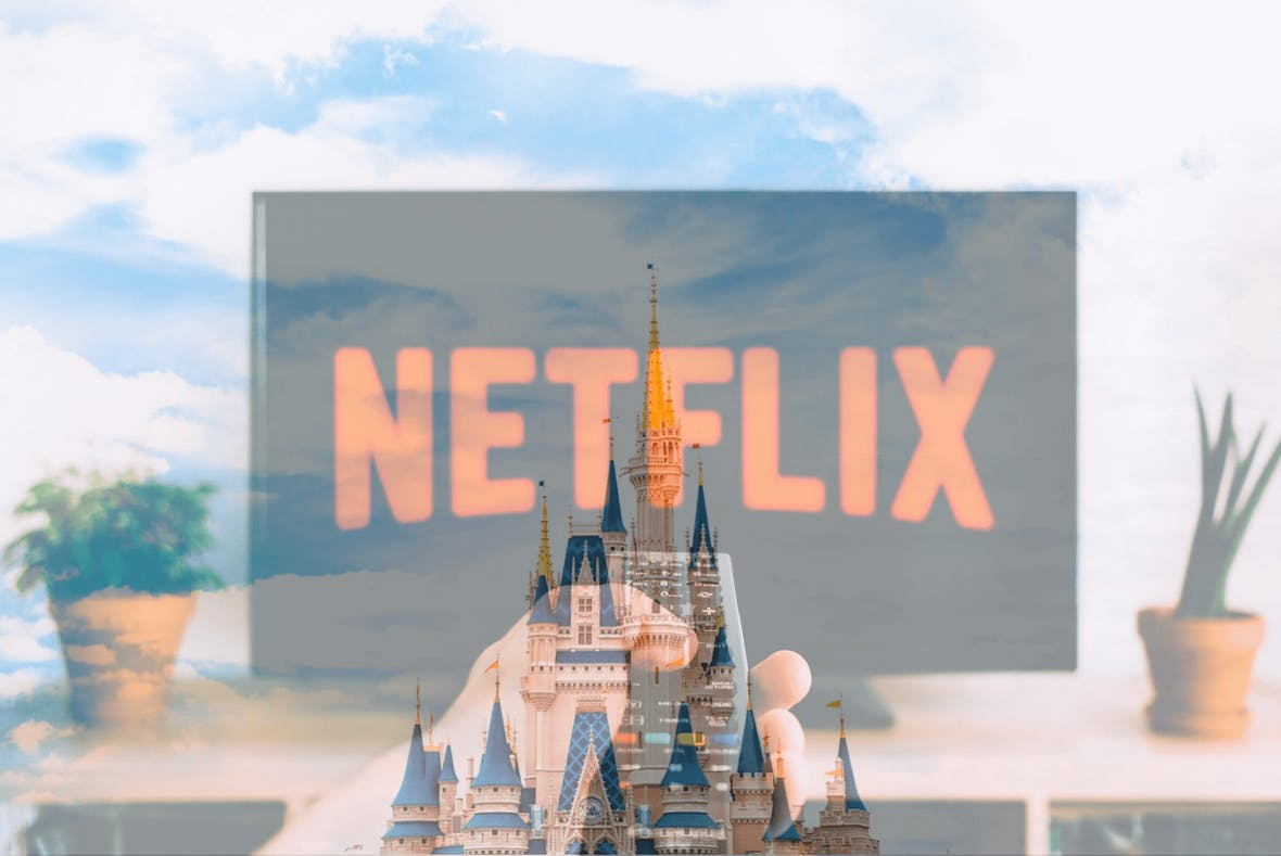 Netflix überholt Disney