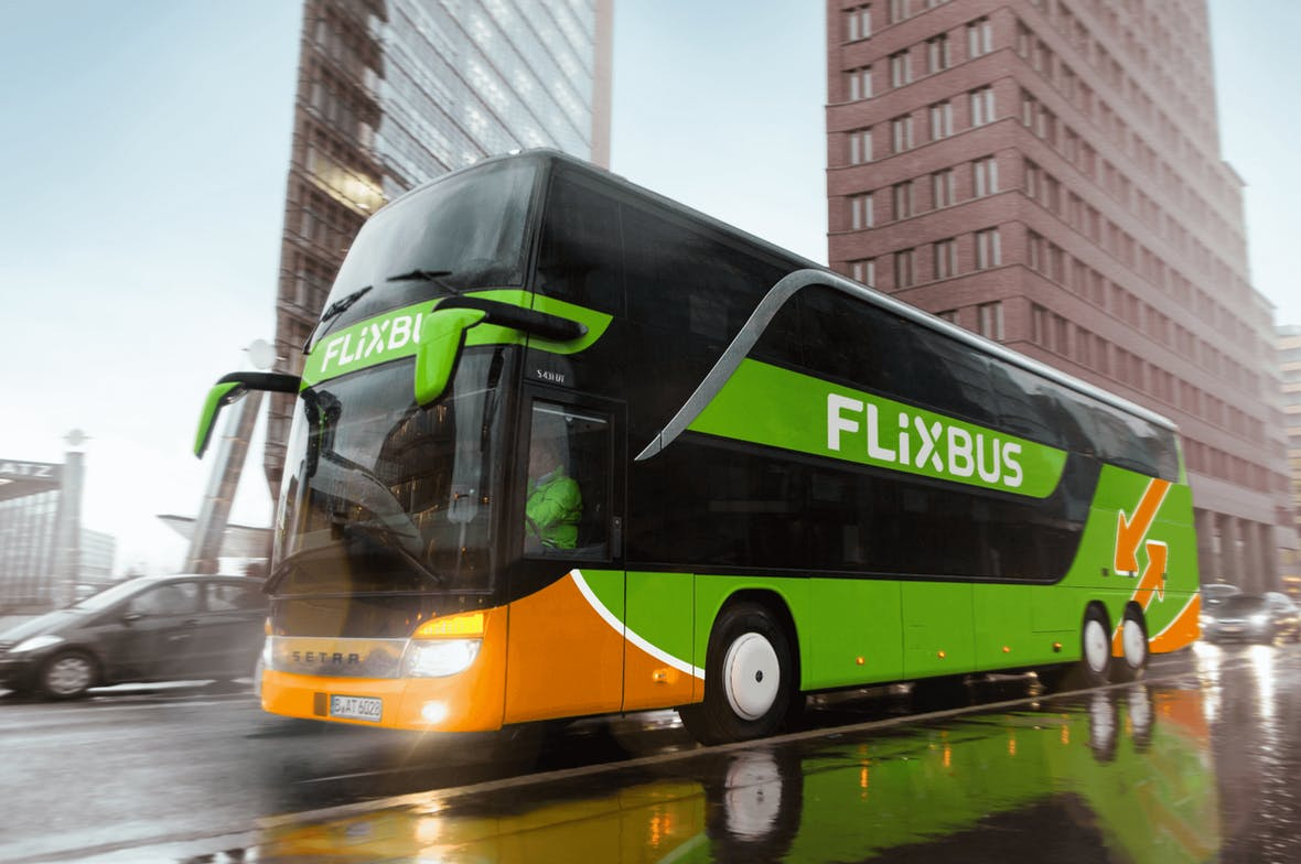 Flixbus goes USA