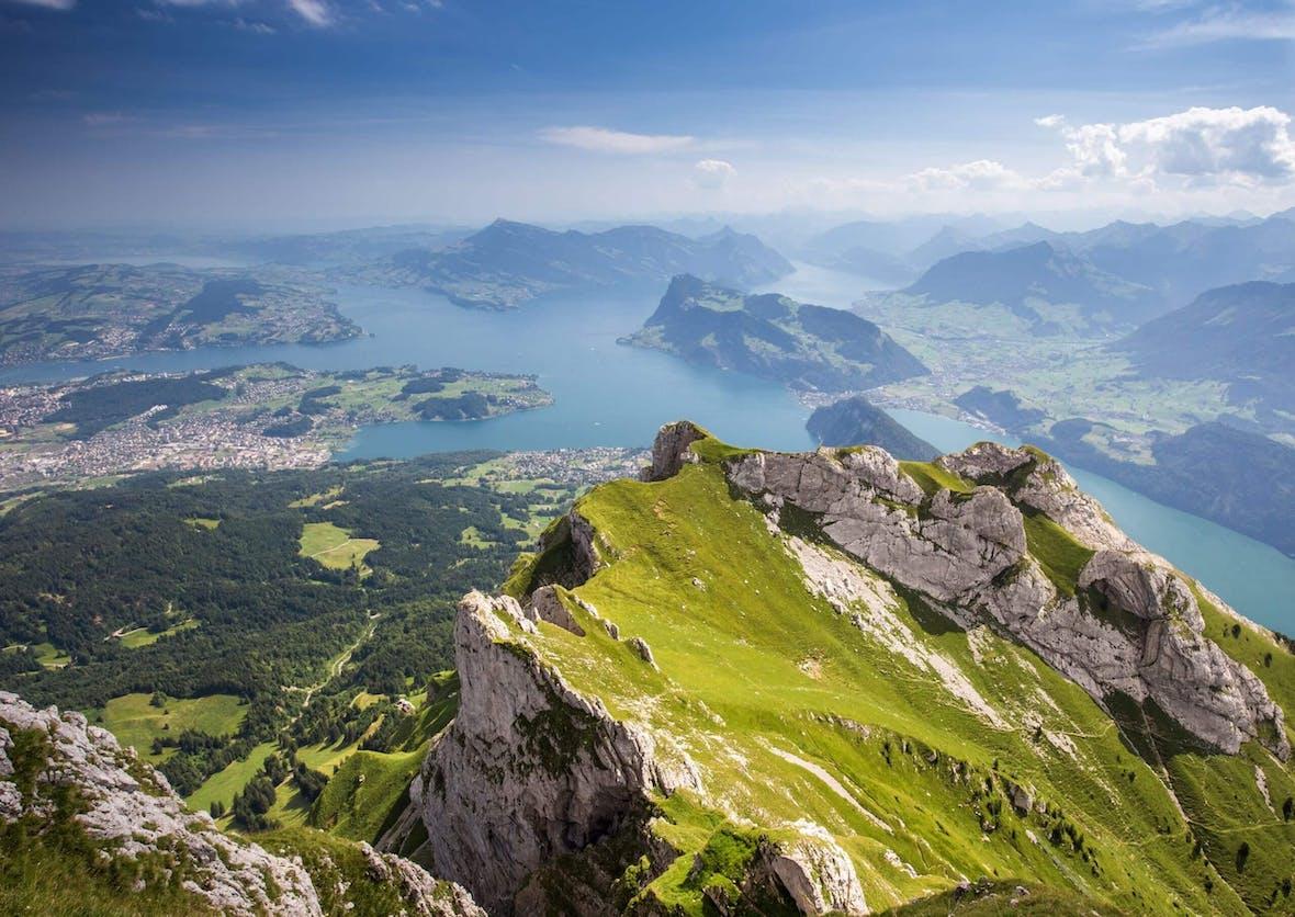 Schweiz – der wiederentdeckte Safe haven