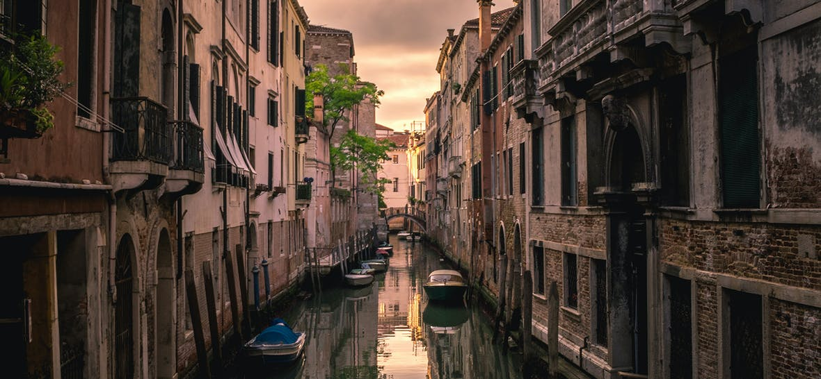 Bella Italia …