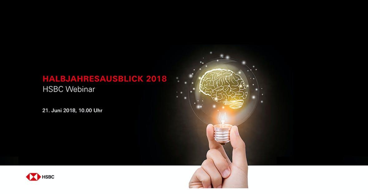 Jörg Scherer von HSBC Deutschland gibt seine Prognose zum zweiten Halbjahr ab