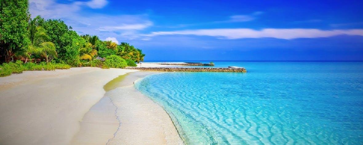 """Entspannung auf der """"Insel"""""""
