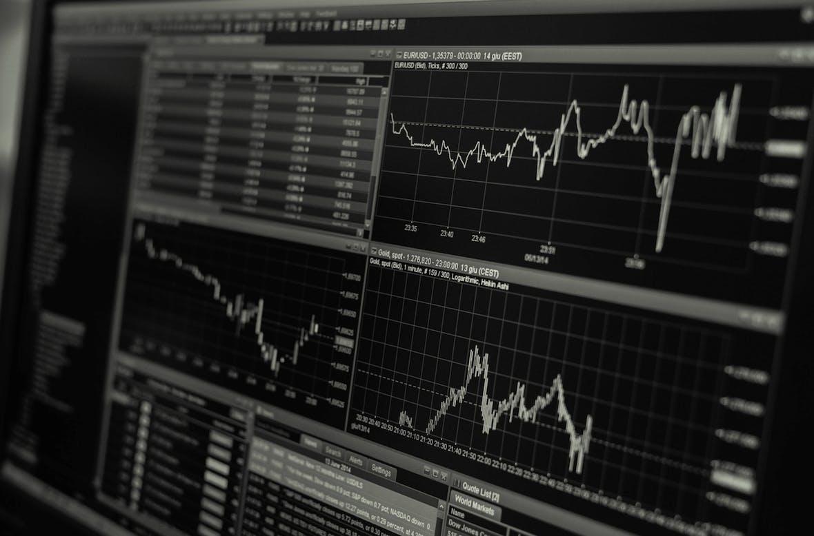 Kursrutsch an der Börse
