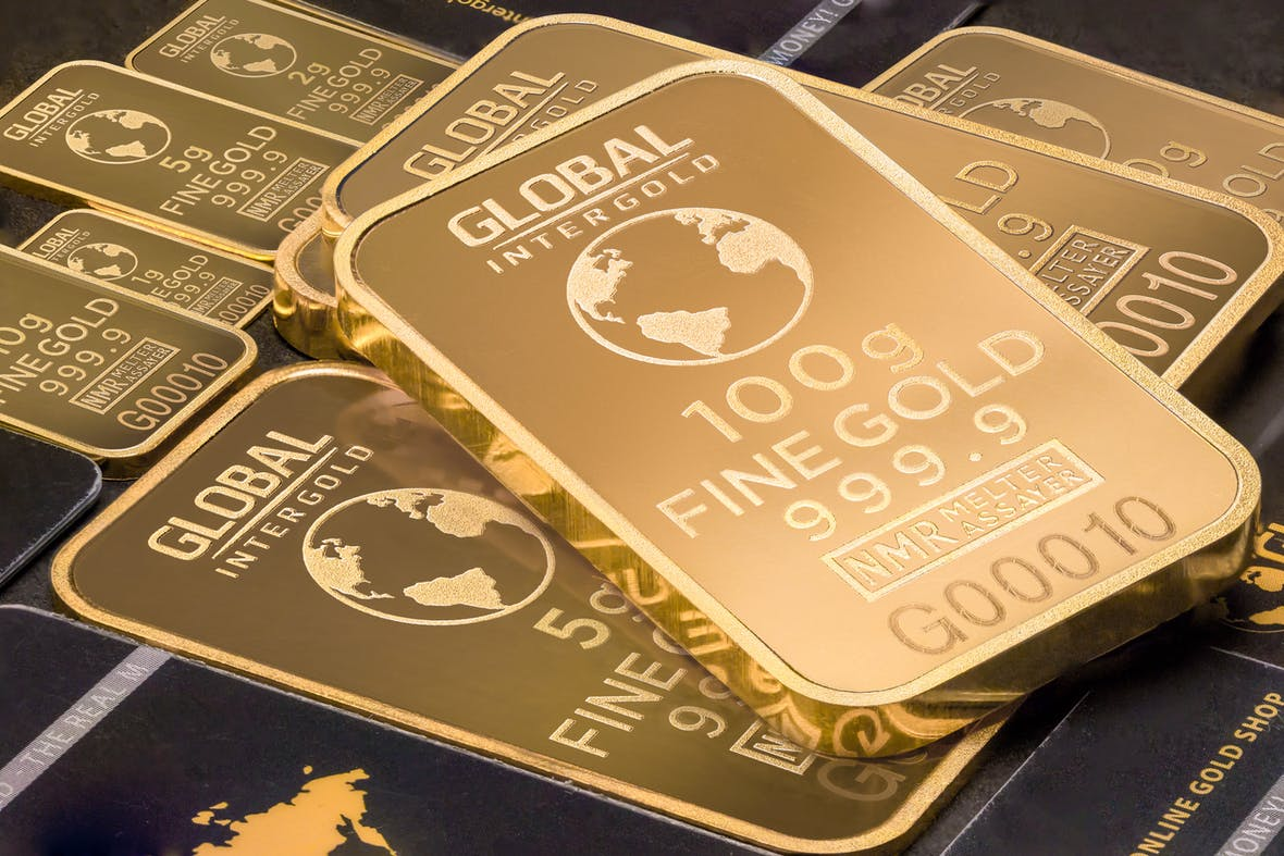DONNER & REUSCHEL - Technische Analyse Gold (USD)