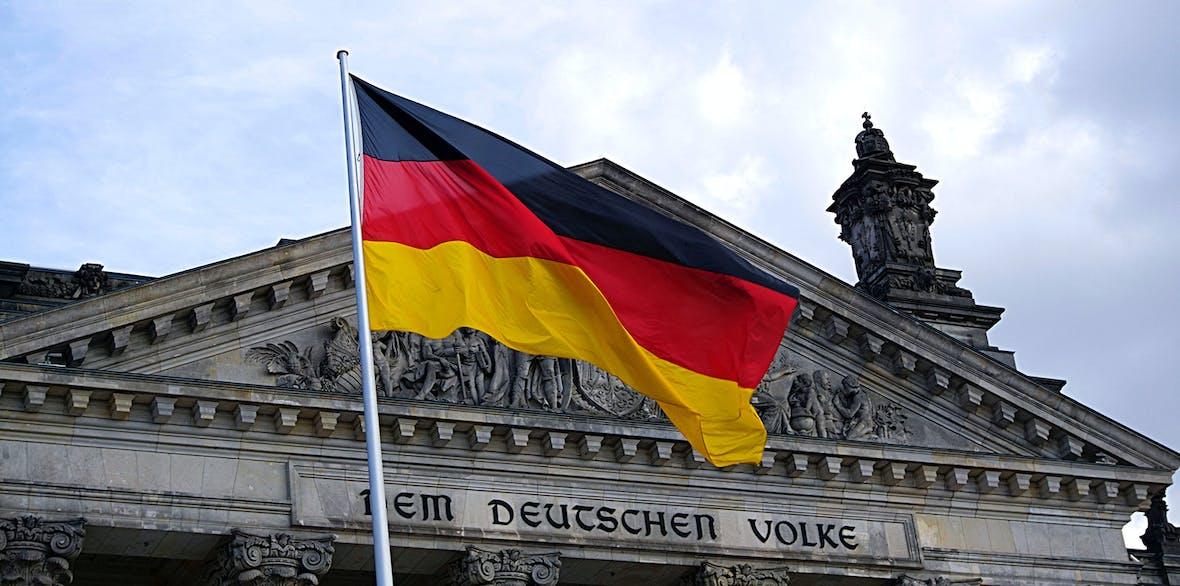 Deutschland von andauernden Handelskonflikten zwischen den USA und seinen Handelspartnern belastet