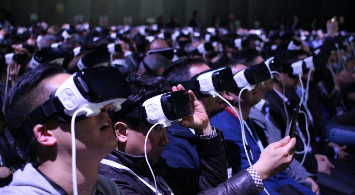 Virtual und Augmented Reality kommen in der Wirtschaft an