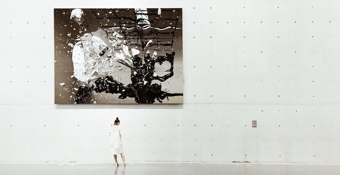 Kunst statt Sparbuch – eine realistische Perspektive?