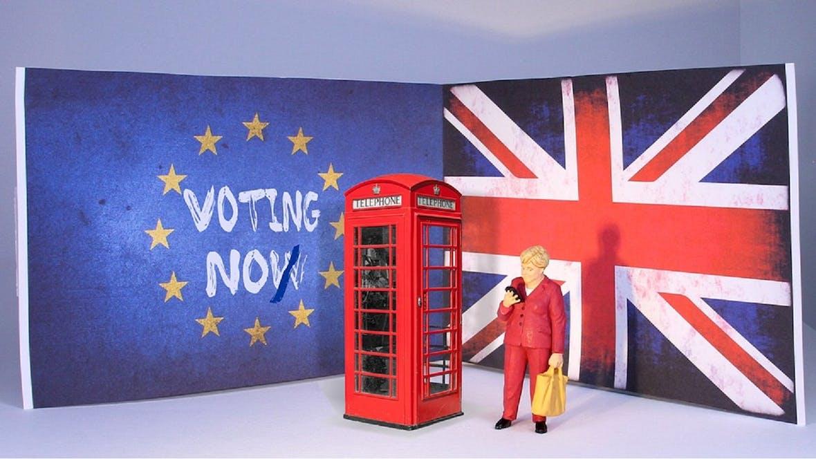 DAX 30: Doji, Gap & Brexit-Chaos
