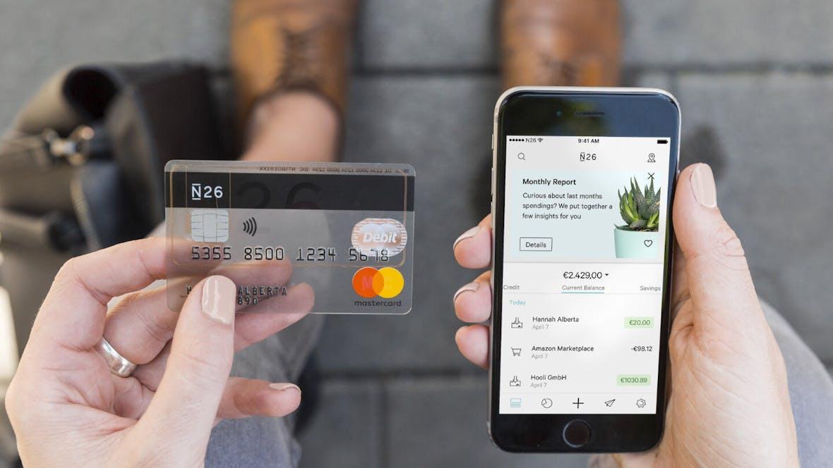 N26 feiert millionsten Kunden: So viele Nutzer verwenden die Smartphone-Bank als Hauptkonto