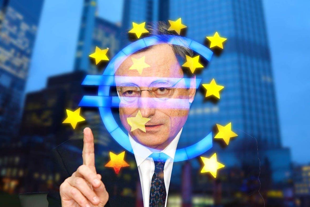 Draghi bleibt der Nullzins-Politik in Europa verhaftet