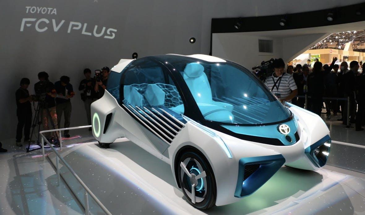 Neue Zapfsäulen, Kraftwerke und Schiffe: Toyota treibt Brennstoffzellen-Technologie voran