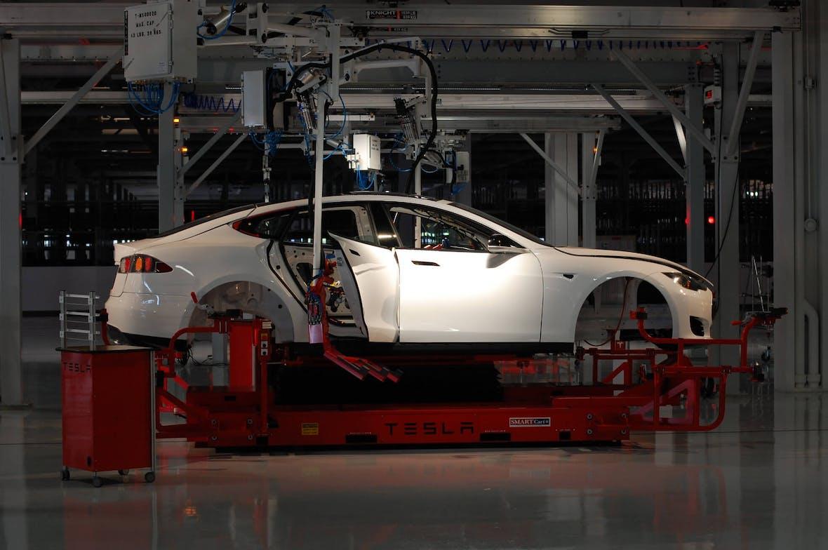 Tesla verhandelt über den Bau einer Gigafactory in Deutschland