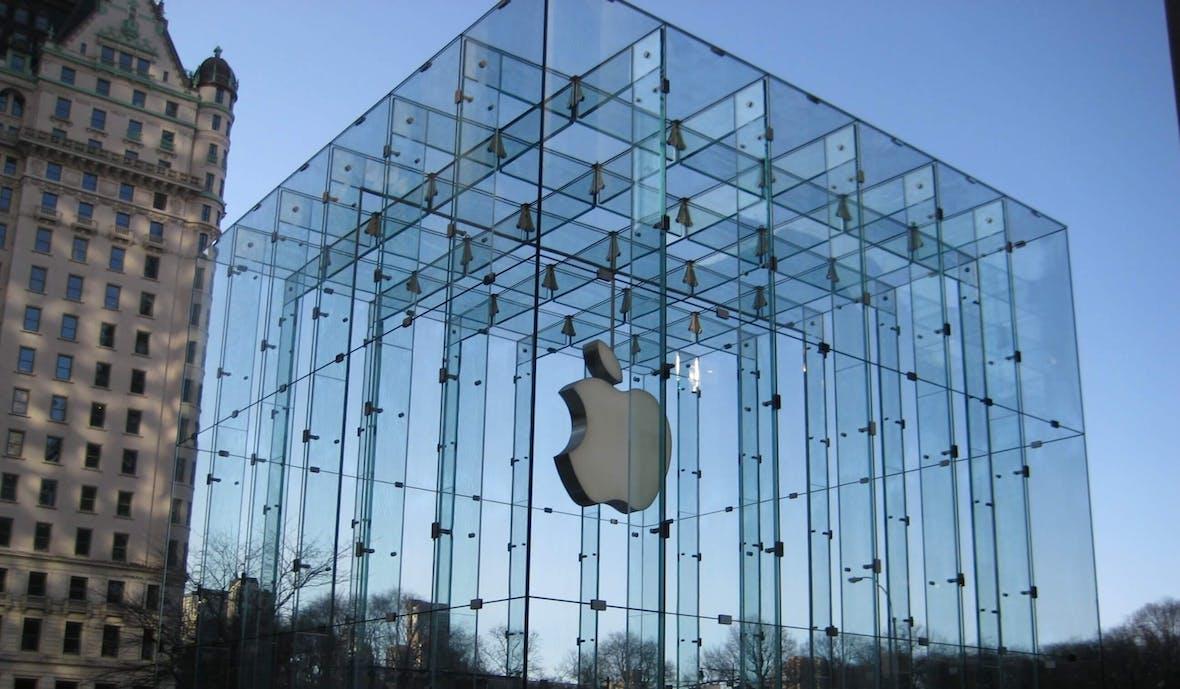 Apple knackt die Billionenmarke