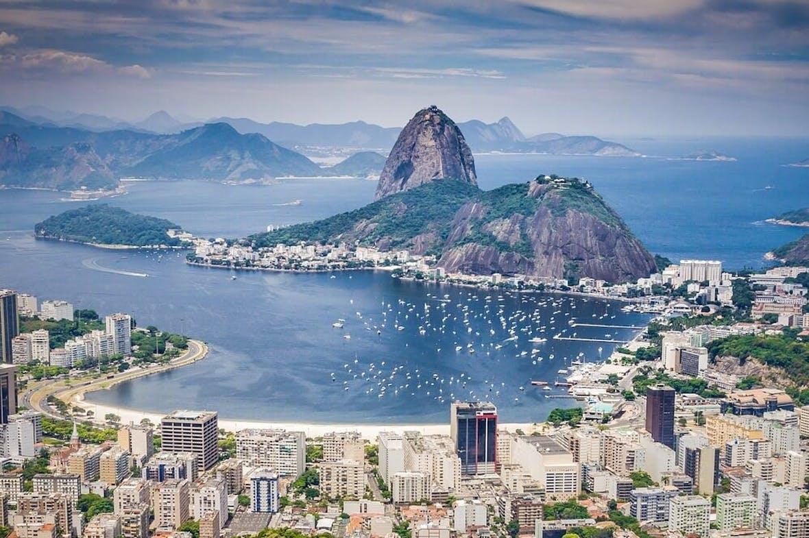 Brasilien-ETFs sind risikoreich aber attraktiv
