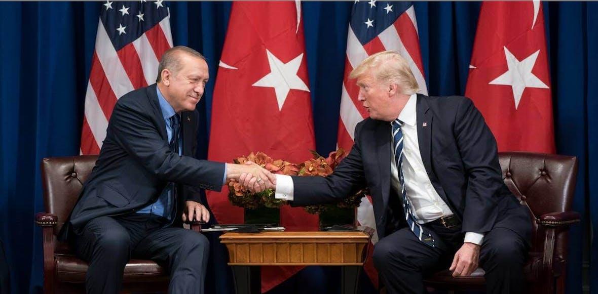 """US-Sanktionen gegen Türkei: Erdogan ist kein """"guter Typ"""" mehr"""