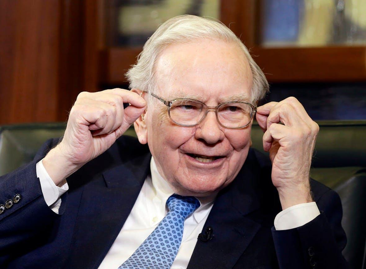 Warren Buffett bricht seine eigene Regel und verdient damit sechs Milliarden