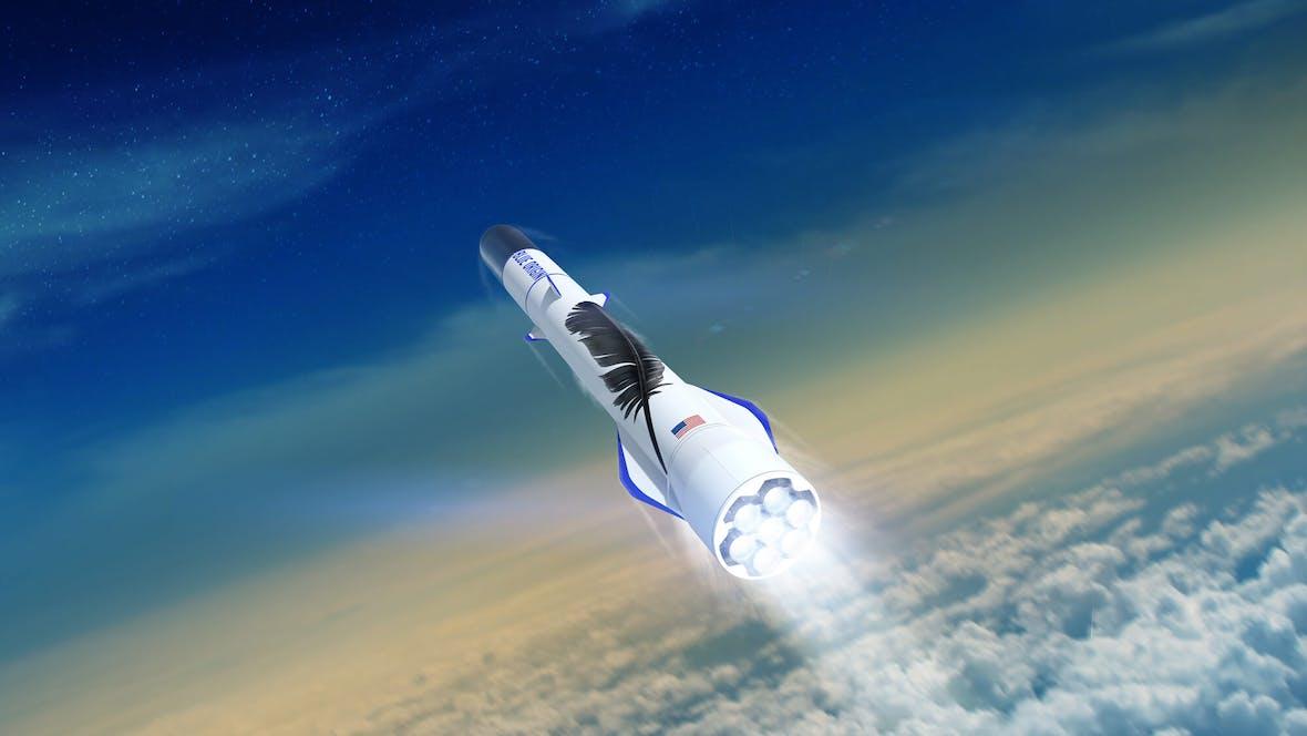 Zeitdruck bei Blue Origin: Amazon-Gründer Bezos verfolgt ehrgeizige Ziele  im Raketengeschäft