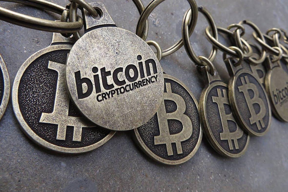 Marktanteil von Bitcoin steigt stark an