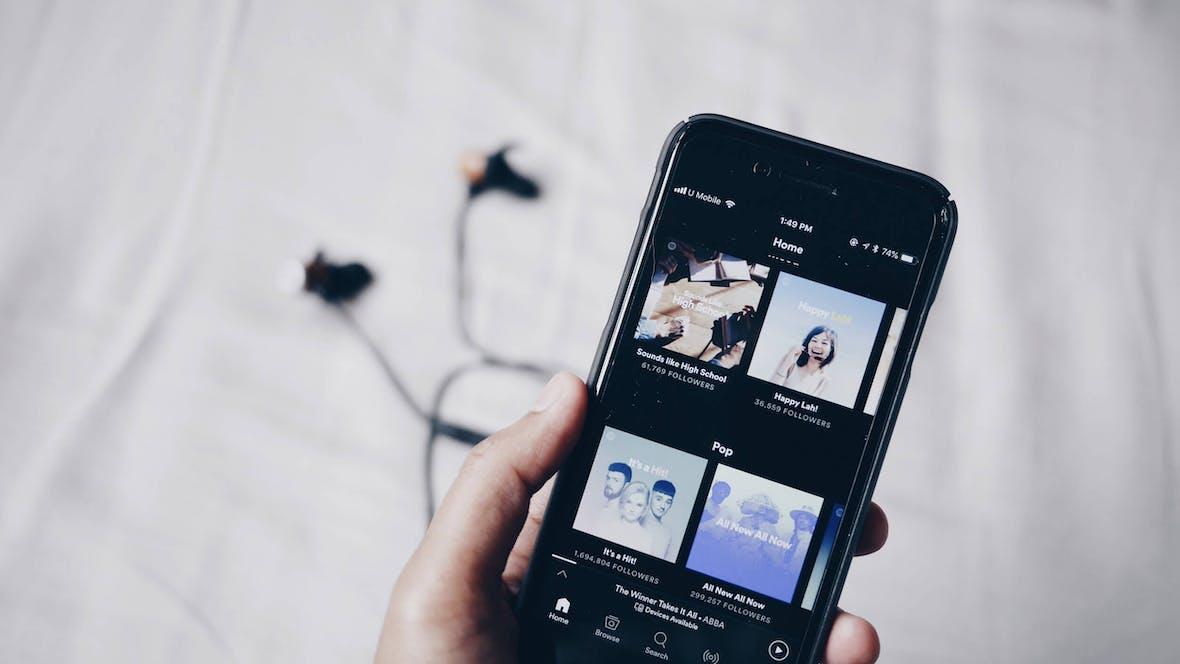 Samsung und Spotify kooperieren: Musik-Dienst ab sofort vorinstalliert