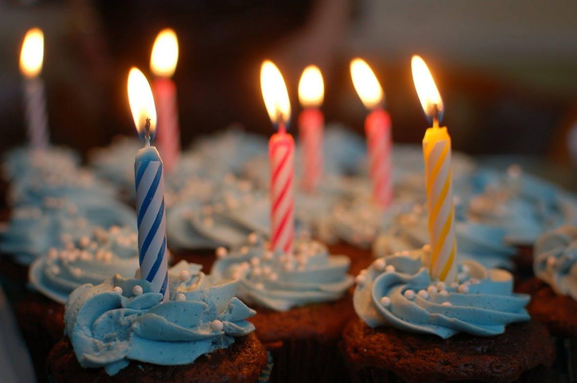 Dax-Geburtstag ist Grund zum Feiern