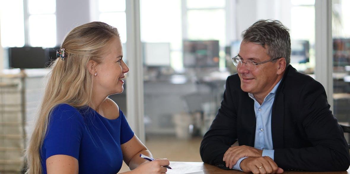 Im Interview mit Claus Tumbrägel, Vorstand der nordIX AG, über die Potenziale von Credit Basis