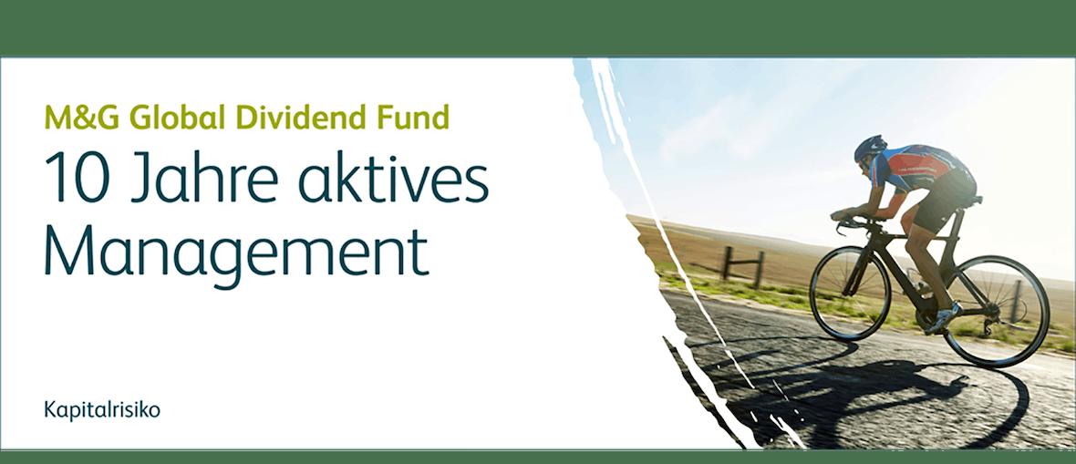 M&G Investments: Disziplin und Mut bei der Aktienauswahl – 10 Jahre M&G Global Dividend Fund