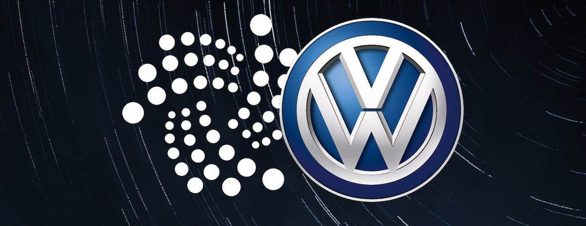 IOTA – Test bei Volkswagen und Bosch