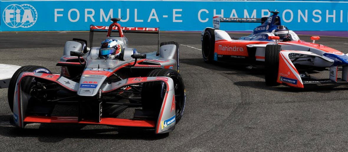 Sammler und Fans aufgepasst: Formula E-Fahrzeuge werden verkauft