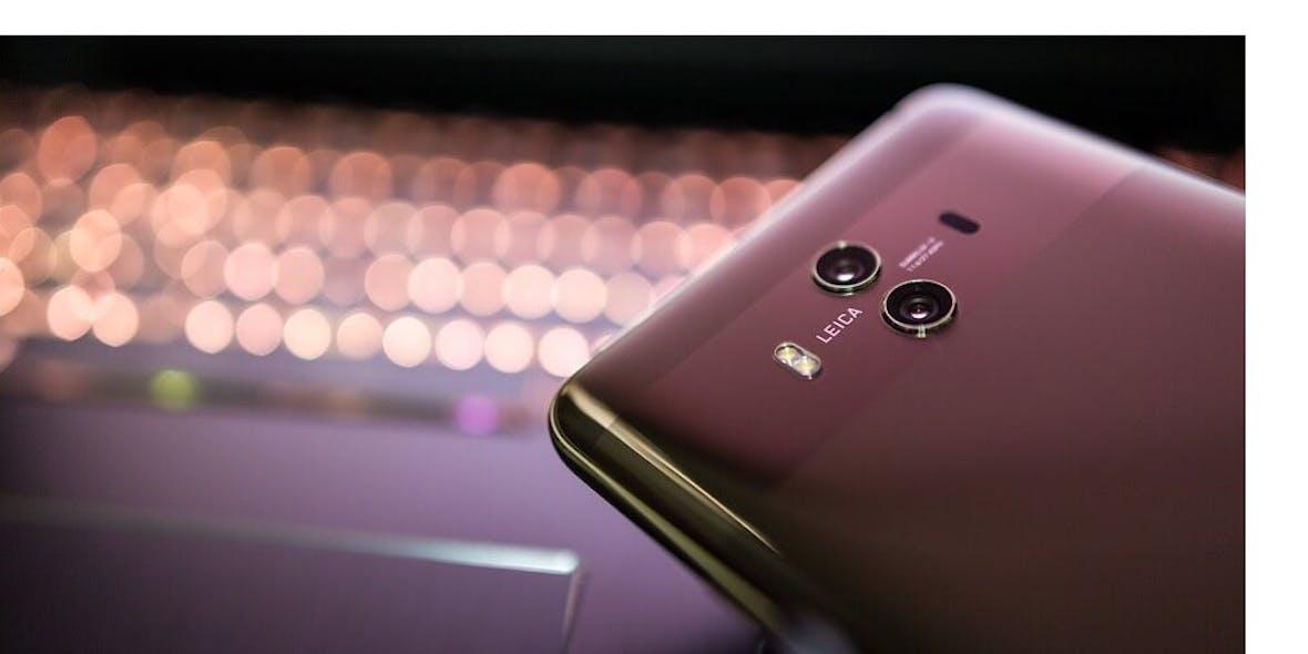 Huawei überholt Apple