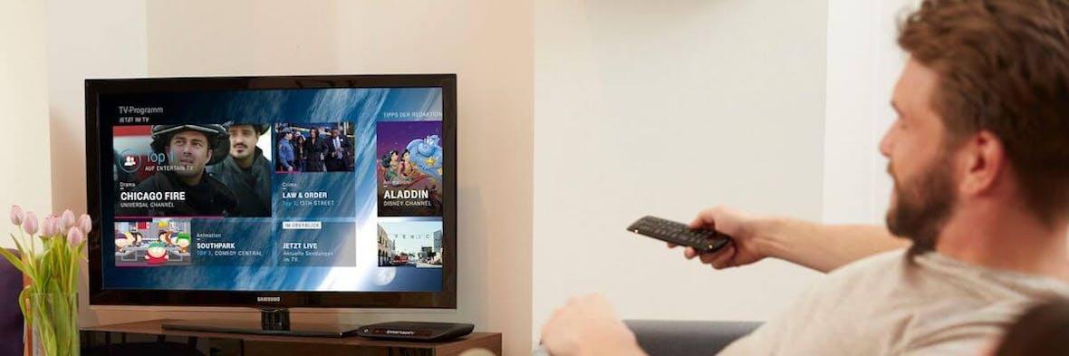 Später Auftritt: Telekom steigt mit Entertain TV in den Streaming-Markt ein