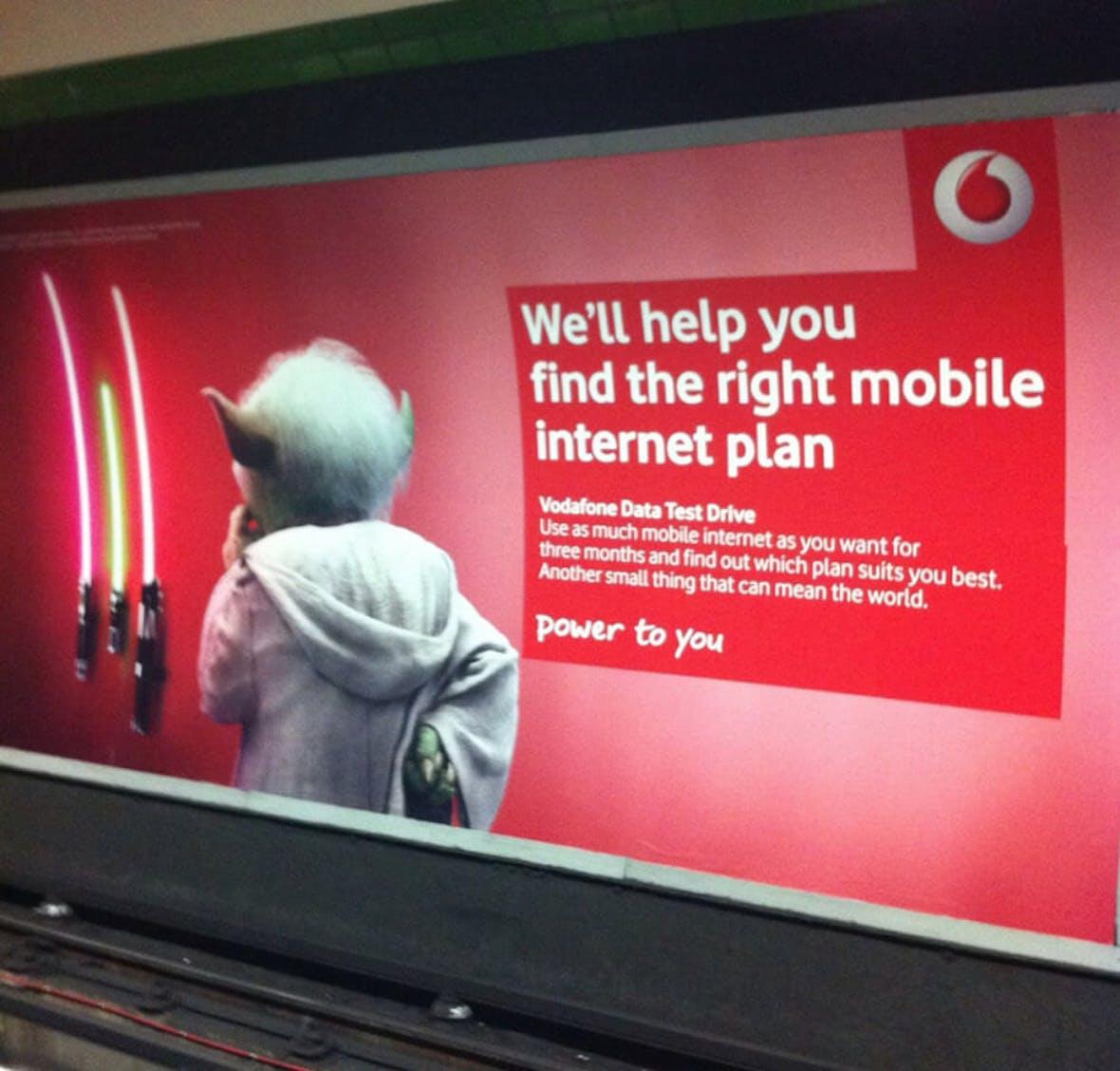 Vodafone findet Lösung in Australien