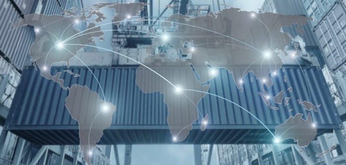 Digitalisierung des Schiffhandels