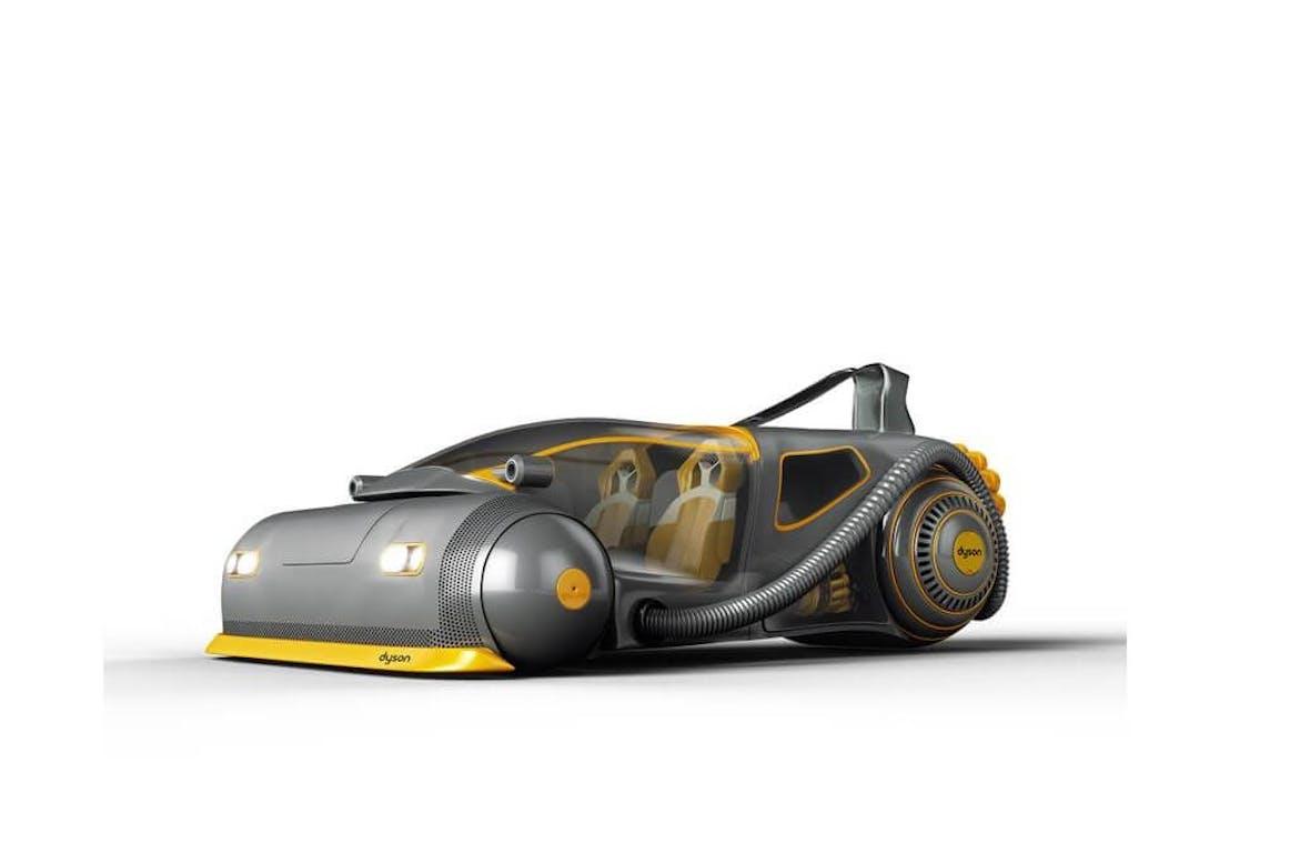 Flugplatz wird Teststrecke für E-Autos von Dyson