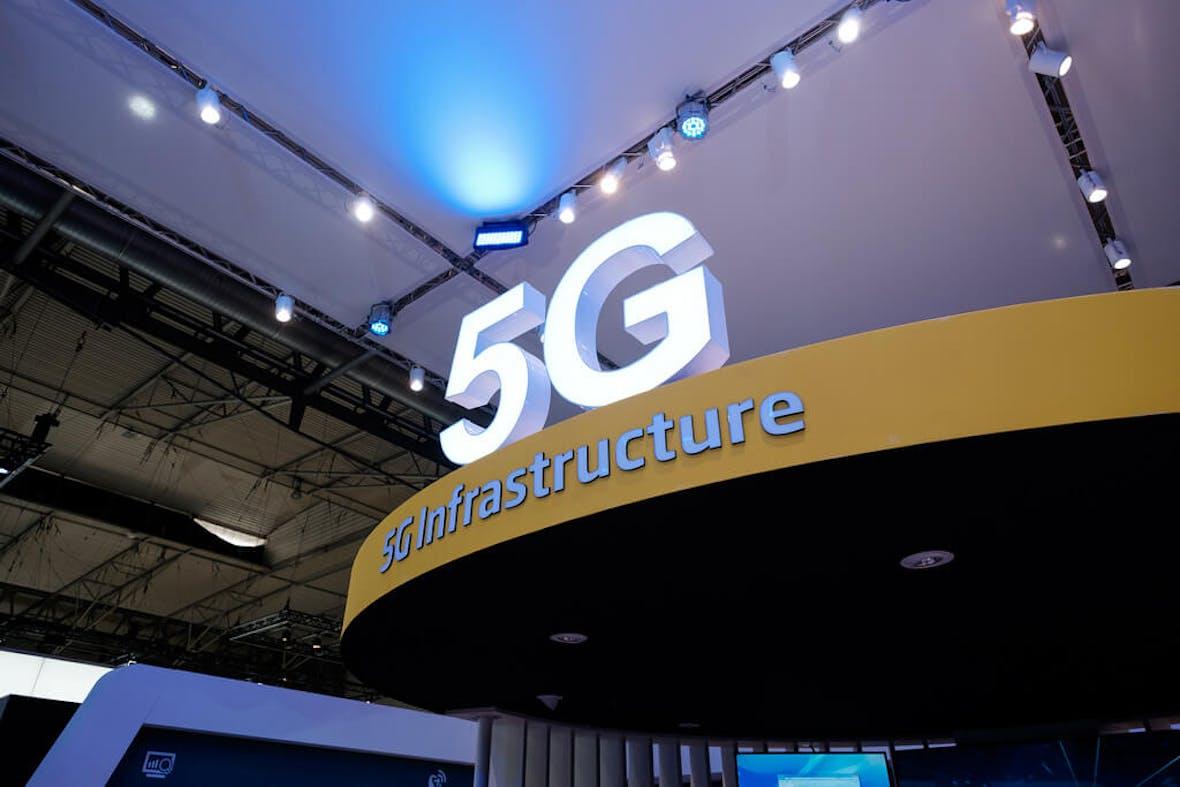 Nutzt Telekom Position bei 5G - Versteigerung?