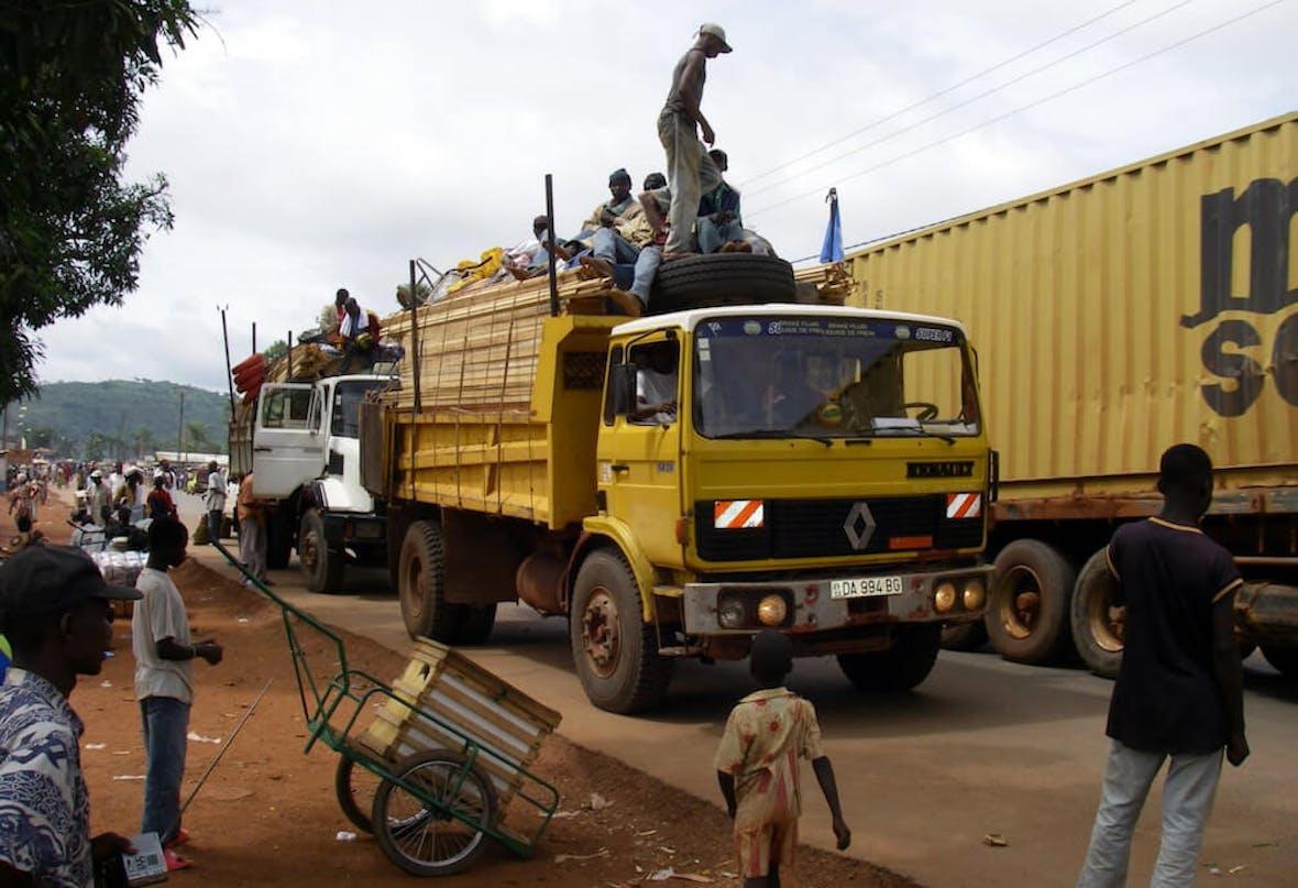China wächst mit Afrika