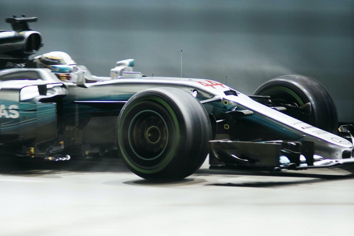 Münchner Startup begeistert Formel 1