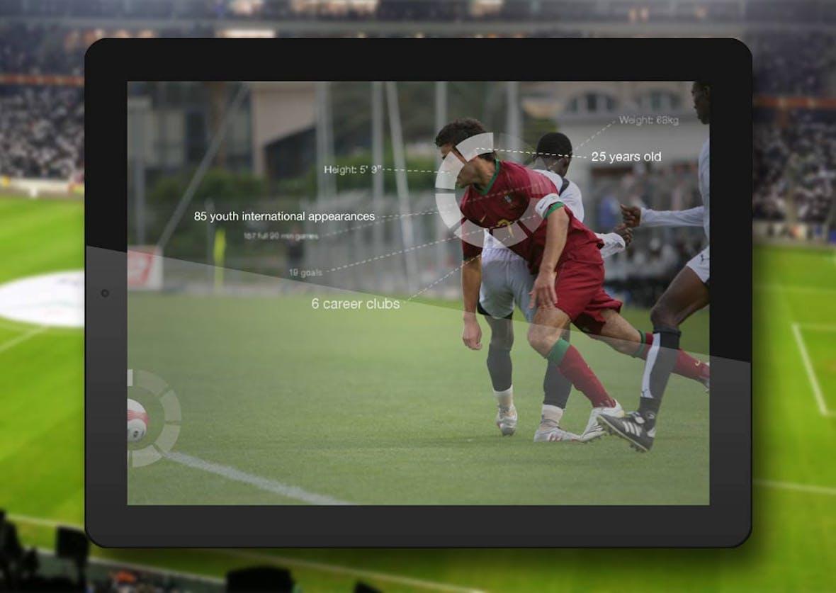 Künstliche Intelligenz: Auf der Suche nach den Fussballprofis von morgen