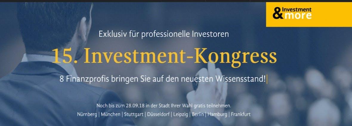 Investment&more - Verkaufen in digitalen Zeiten! Treffen Sie CAPinside auf dem Investment& more Kongress II 2018