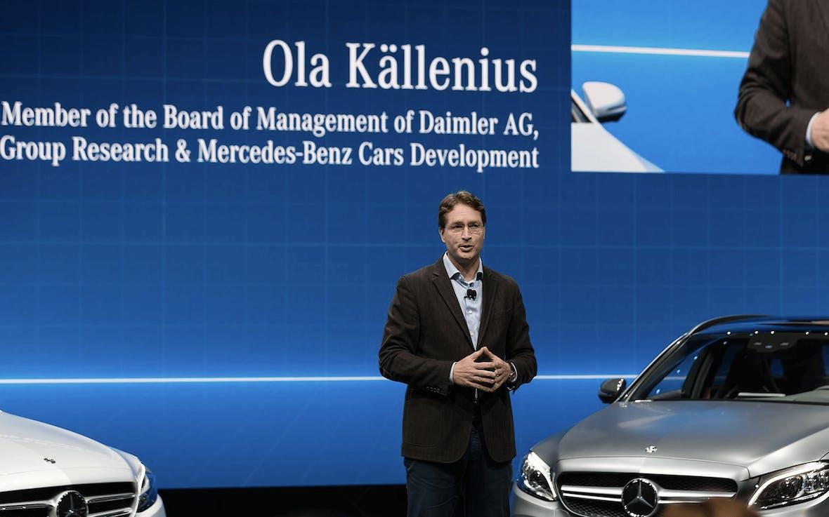 Der neue Daimler-Boss ist Schwede