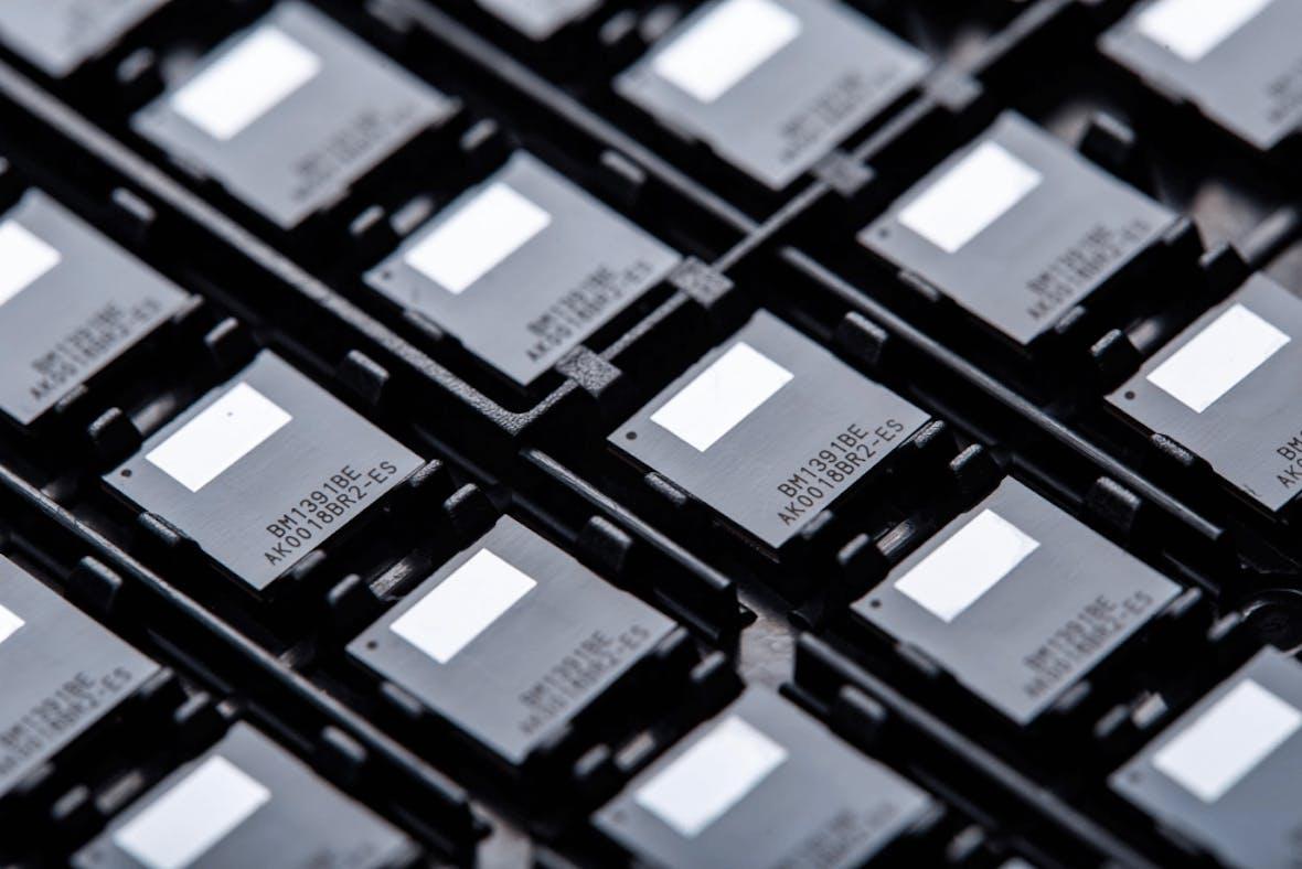 Krypto-Mining: Bitmain geht an die Börse