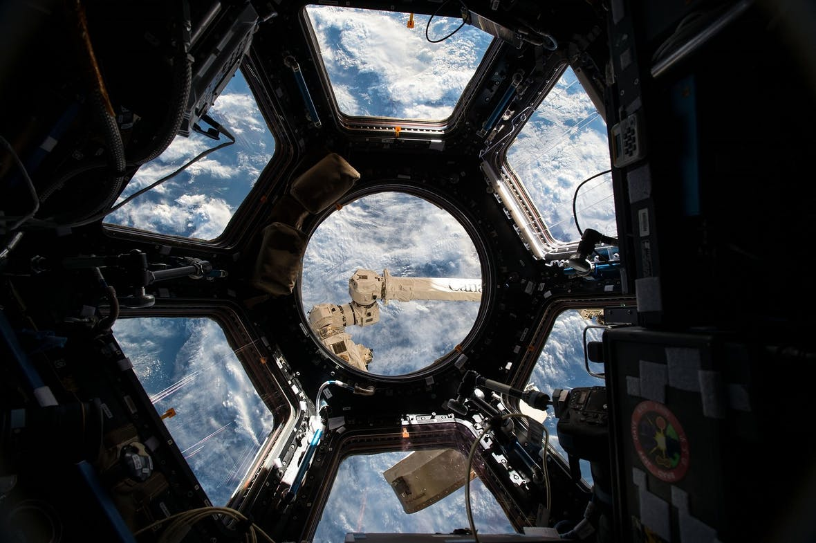 Erstes Weltraumhotel: Check-In 2022