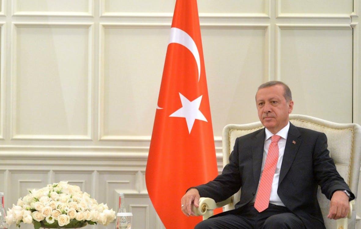 Erdogan will die Türkei selbst aus der Krise führen