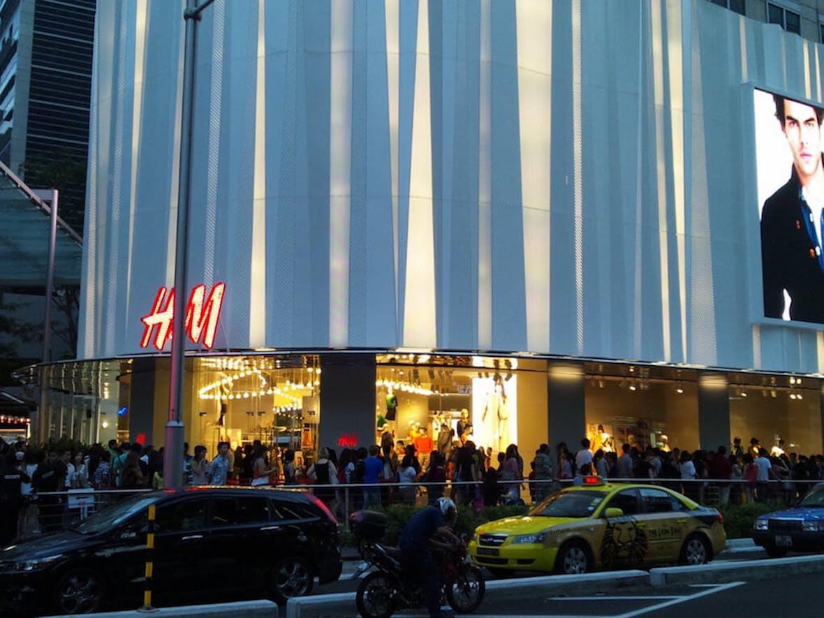 Strategische Partnerschaft: H&M kauft sich bei Klarna ein