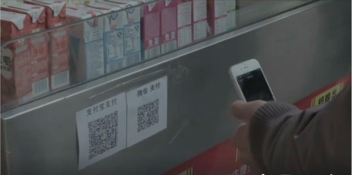 Beim Straßenverkäufer per App bezahlen: Chinas Wirtschaft läuft nahezu bargeldlos